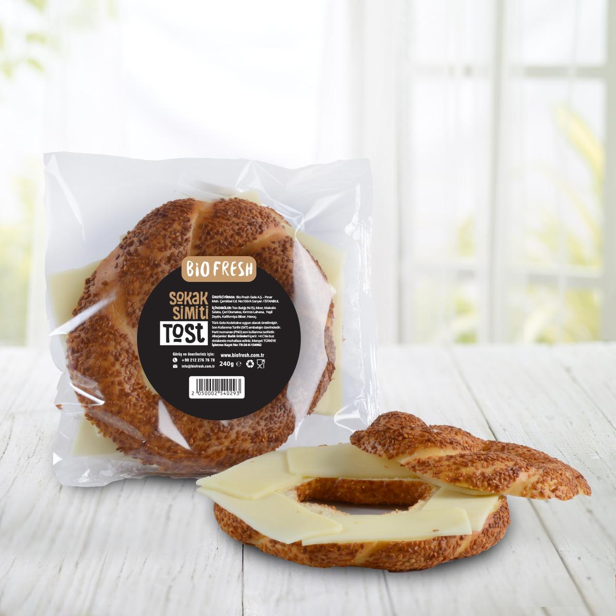 Soğuk Sandviç ve Günlük Taze Salata - Bio Fresh